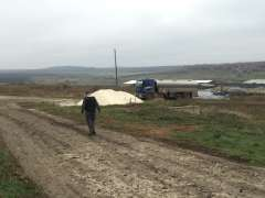 Nieuwe melkauto Moldavië