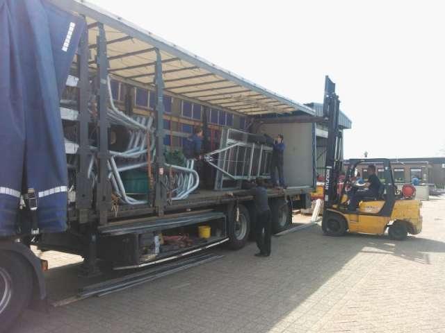 Stalequipment arrived in Moldova